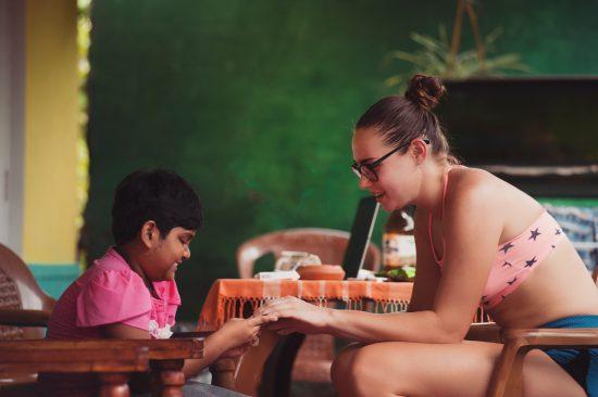 Assistenza scolastica alla comunicazione per minori disabili sensoriali